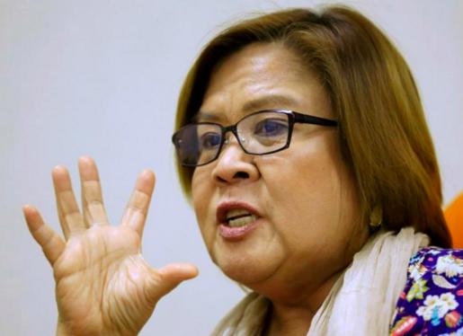 Leila de Lima, Senator of the Philippines