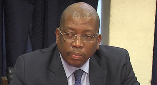 Mozambique's Minister of Science Technology and Higher Education, Jorge Nhambiu
