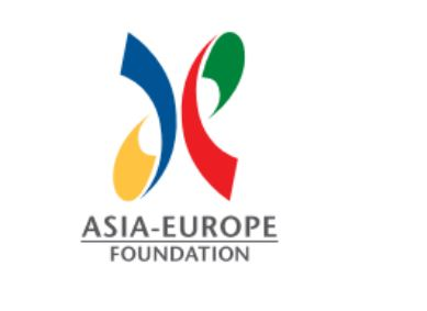 The logo for the Asia-Europe Foundation