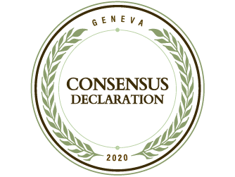 The logo for the Geneva Consensus Declaration